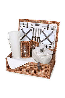 Naturals Wine four-person picnic hamper