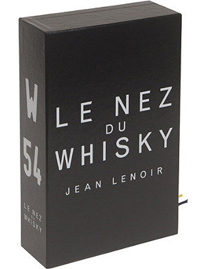 LE NEZ DU VIN Le Nez du Whisky by Jean Lenoir