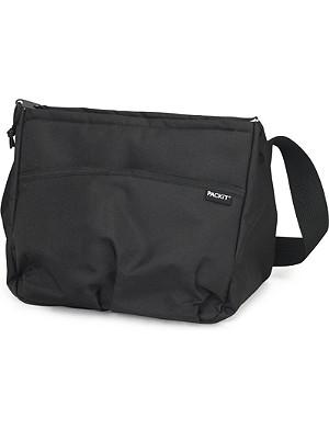 BUILT Insulated shoulder bag