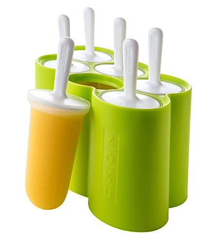 ZOKU Classic ice pop moulds