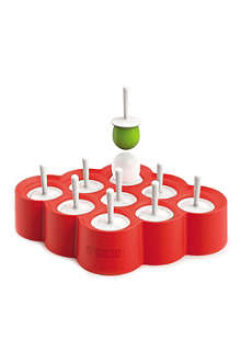 ZOKU Slow Pops mini molds