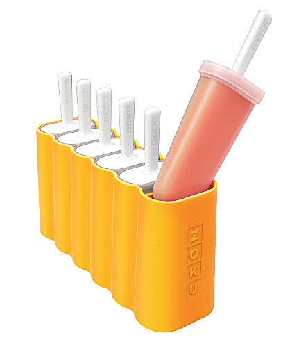 ZOKU In-line ice-pop mould
