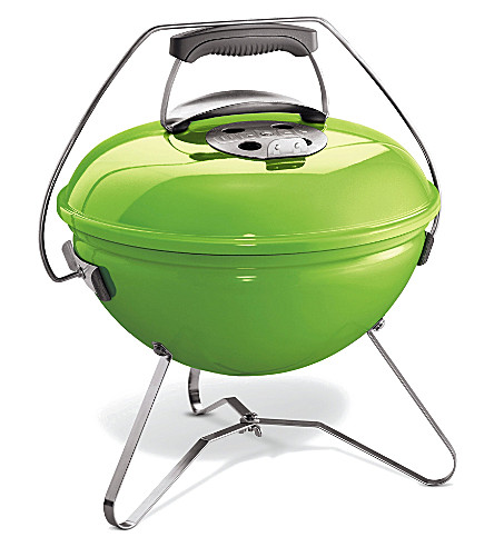 WEBER Smokey Joe Premium portable barbecue