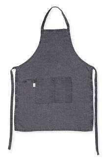LINUM West linen apron