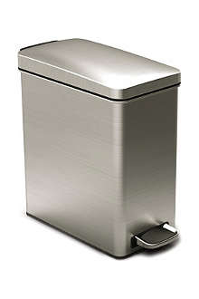 SIMPLE HUMAN Profile pedal bin 10L