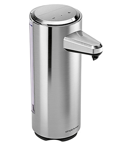 SIMPLE HUMAN Rechargeable sensor soap dispenser 237ml