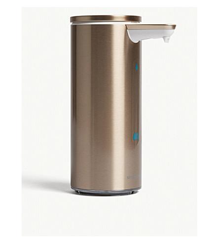 SIMPLE HUMAN Rechargeable sensor soap dispenser pump 266ml