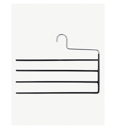PERIGOT Anti-slip four-bar clothes hanger