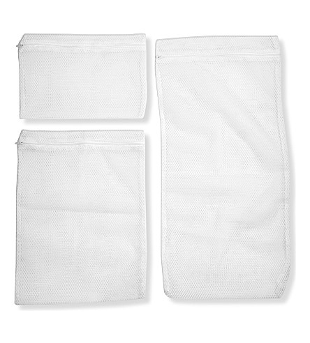 PERIGOT Set of 3 delicate laundry bags
