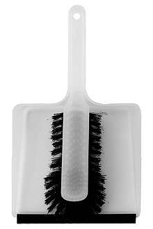 PERIGOT Dustpan and brush set