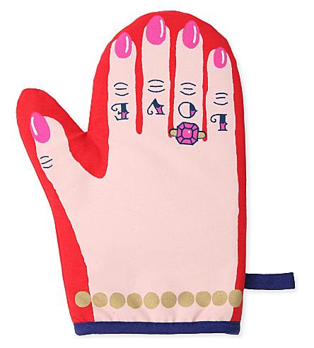 STUART GARDINER 'Glove and Cake' oven mitt