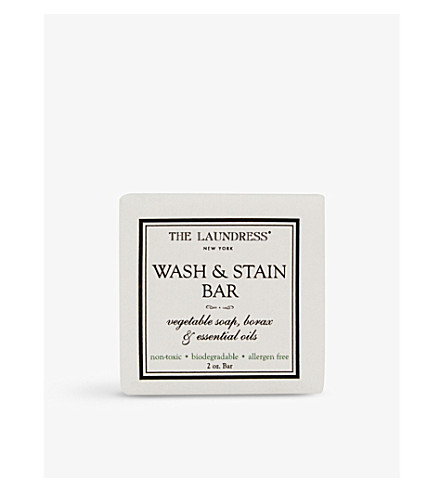 THE LAUNDRESS Wash & stain bar 56g