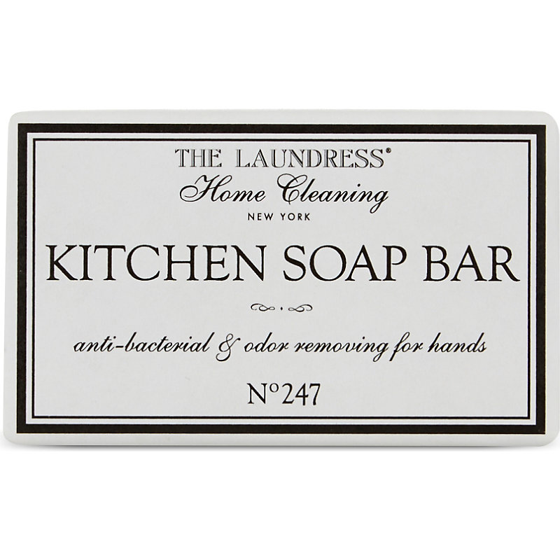 THE LAUNDRESS | The Laundress Kitchen Soap Bar | Goxip