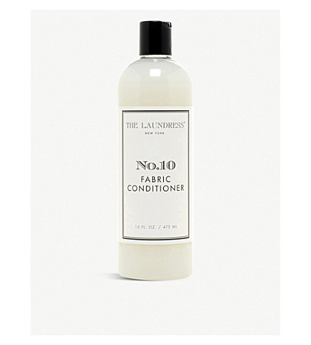 THE LAUNDRESS No.10 fabric conditioner 475ml
