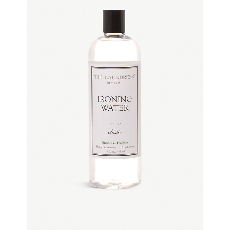 THE LAUNDRESS | The Laundress Ironing Water 500ml | Goxip