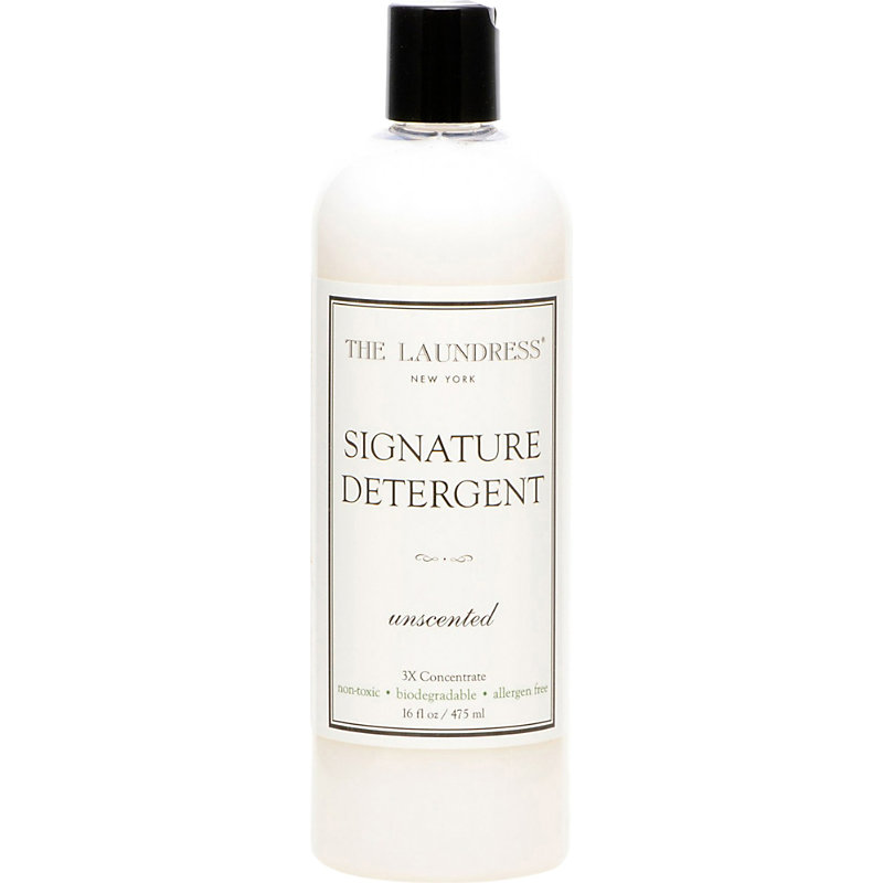 THE LAUNDRESS | The Laundress Unscented Signature Detergent 475ml | Goxip