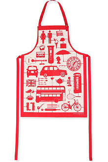 VICTORIA EGGS Airfix London apron