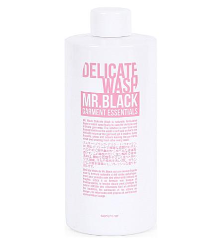 MR BLACK Garment Essentials delicate wash 500ml