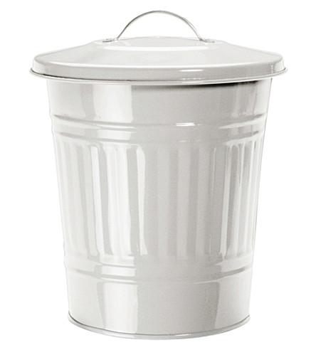 GARDEN TRADING Mini steel bin