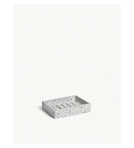 GARDEN TRADING Granite soap dish 13cm