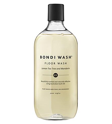 BONDI WASH Lemon & mandarin floorwash 500ml