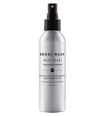 BONDI WASH Sandalwood mist spray 150ml