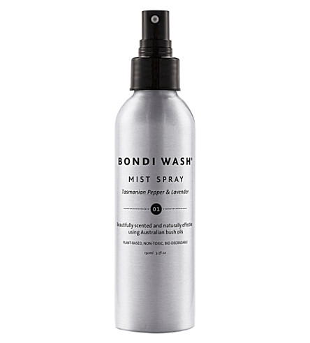 BONDI WASH Pepper & lavender mist spray 150ml