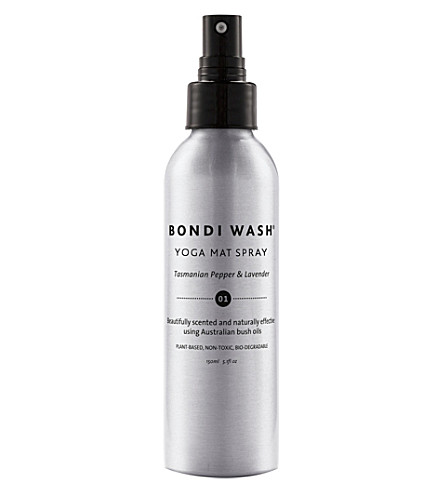 BONDI WASH Pepper and lavender yoga mat spray 150ml