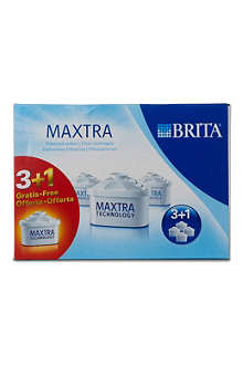 BRITA Maxtra 3 + 1 filter cartridges