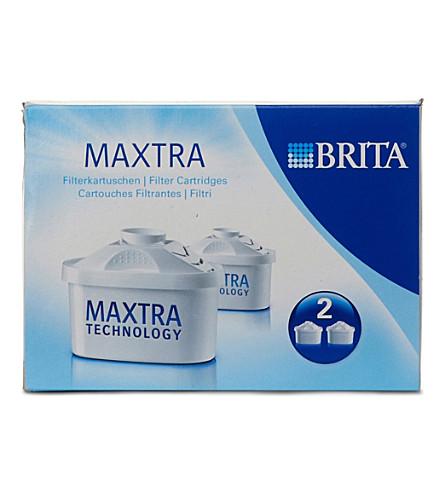 BRITA Maxtra pair of filter cartridges