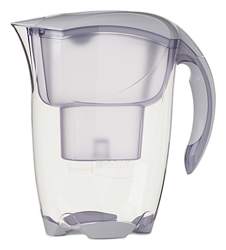 BRITA Elemaris filtered water jug 3.5L (White