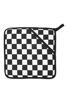 CHECKMATE Checkmate teflon coated pot holder