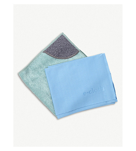 E-CLOTH Kitchen pair of cleaning cloths