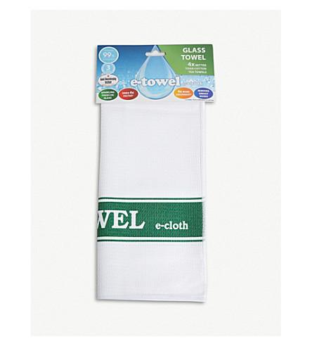 E-CLOTH 条纹电子毛巾