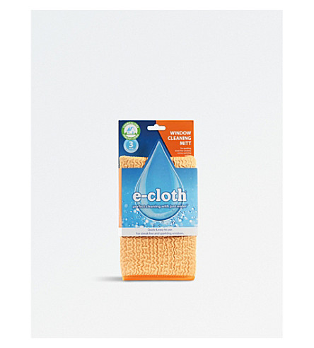E-CLOTH 窗户清洁手套