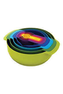 JOSEPH JOSEPH Nest Plus nine-piece