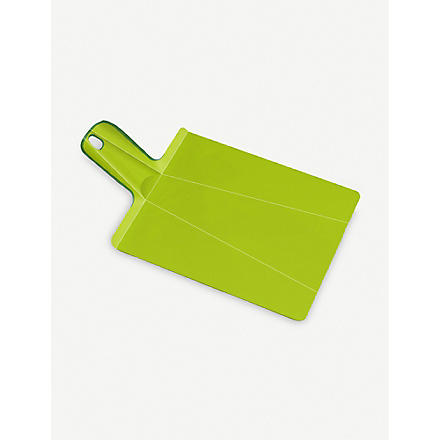 JOSEPH JOSEPH Chop2Pot Plus chopping board (Green
