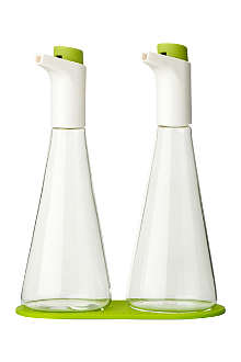 JOSEPH JOSEPH Flo oil and vinegar drizzler set