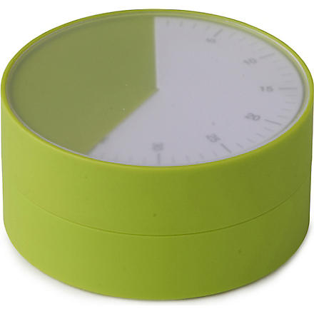 JOSEPH JOSEPH Pie kitchen timer (Green