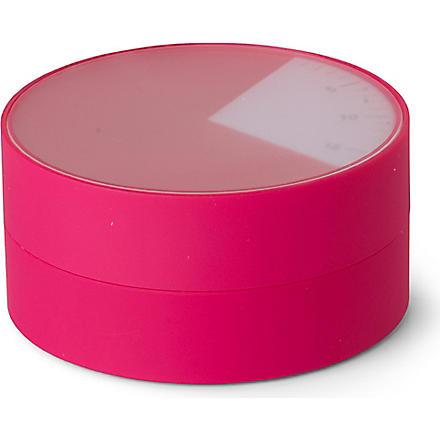JOSEPH JOSEPH Pie kitchen timer (Pink