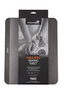 MASTER CLASS Insulated baking sheet