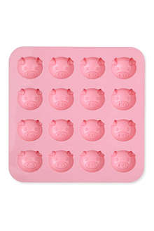 SILICONEZONE Piggy ice and chocolate mould