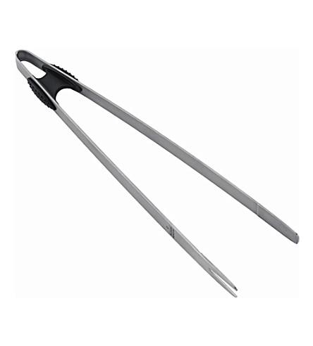KUHN RIKON Stainless steel tongs
