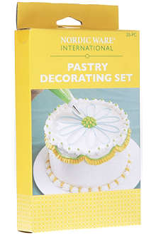 NORDICWARE Pastry decorating set