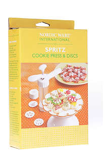 NORDICWARE Cookie Press set