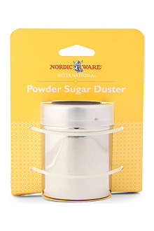 NORDICWARE Powdered sugar duster
