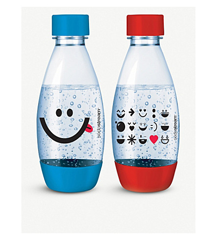 SODASTREAM碳化水瓶0.5l 两件装