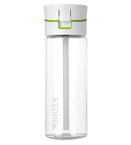 BRITA Fill&Go filtered water bottle