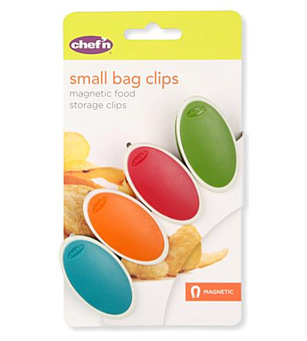 CHEF'N 包四小袋夹