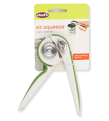 CHEF'N EZ Squeeze can opener